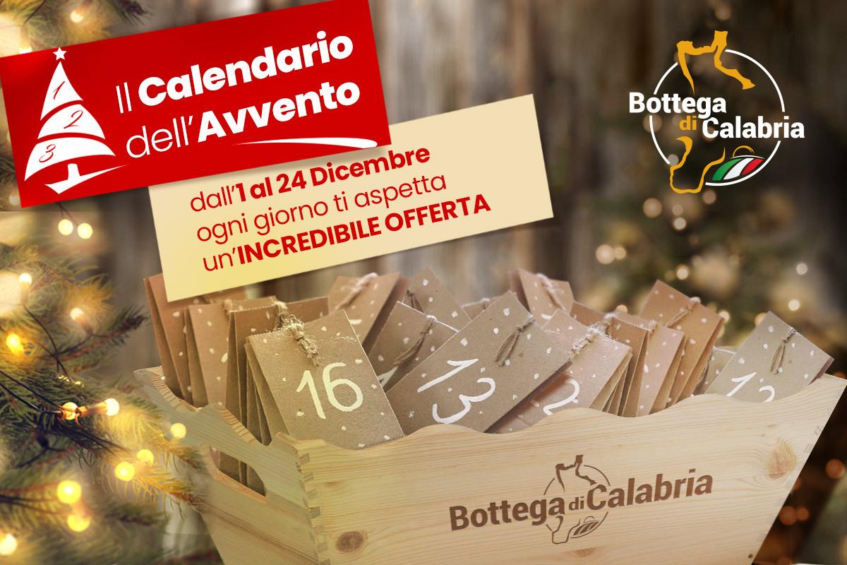 Il Calendario dell'Avvento di Bottega di Calabria