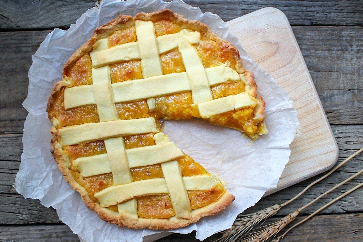 Crostata con marmellata di bergamotto: la ricetta calabrese